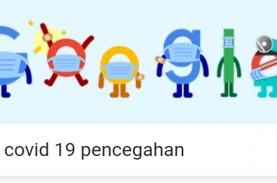 Google Doodle Tampil Bermasker, untuk Pencegahan Covid-19
