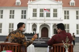 Ingin Jakarta Jadi Kota Literatur Dunia, Anies Kirim…