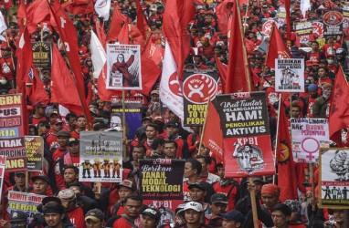 May Day di Jakarta Diwarnai Penangkapan Mahasiswa dan Buruh, Aparat Represif?
