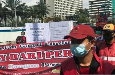 May Day: Sahkan UU Ciptaker, DPR Klaim Selalu Pehatikan Nasib Buruh
