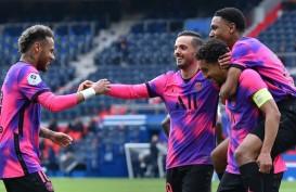 Hasil Liga Prancis : PSG Sikat Lens, Geser Lille dari Pucuk Klasemen