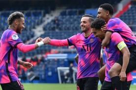 Hasil Liga Prancis : PSG Sikat Lens, Geser Lille dari…