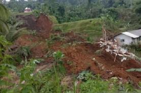 Longsor di Sukabumi: 3 Orang Tertimbun, Seorang di…