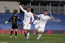 Hasil La Liga Spanyol, Real Madrid Jaga Harapan Saingi…