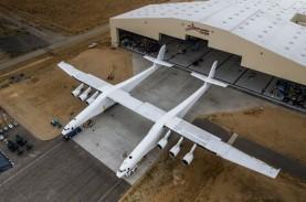 Pesawat Raksasa Terbesar di Dunia, Telah Lalui Uji…