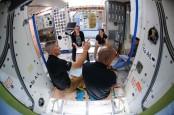 Tinggalkan Stasiun Luar Angkasa ISS, Astronot Kembali ke Bumi dengan Pesawat SpaceX