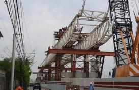 Pembangunan Jalan Layang Akses Bandara Ahmad Yani Capai 44 Persen
