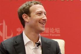 Mantap! Dalam Sepekan, Kekayaan Mark Zuckerberg Tambah…