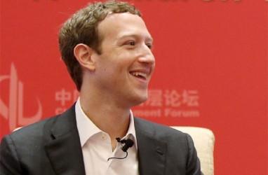 Mantap! Dalam Sepekan, Kekayaan Mark Zuckerberg Tambah Rp11,55 Triliun