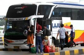 Larangan Mudik, Bus AKAP dan AKDP Jabodetabek Setop Sementara