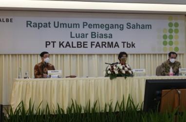 Emiten Produsen Susu Prenagen (KLBF) Catat Kenaikan Laba Bersih