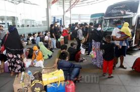 Penumpang Bus AKAP Jabodetabek Jalani Tes GeNose Acak