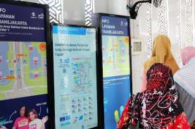 Integrasi Transportasi DKI Jakarta, JakLingko Targetkan…