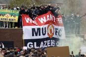MU vs Liverpool Tertunda, Pesta Juara ManCity Ikut Tertangguhkan