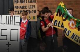 Demo Suporter, Pertandingan MU vs Liverpool Akhirnya Resmi Ditunda