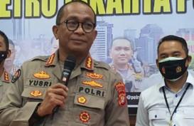 Hari Ini, Polda Metro Jaya Ekspos Penangkapan Demonstran Hari Buruh