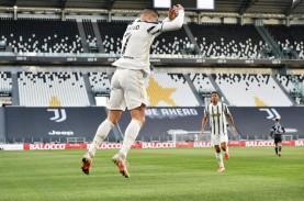 Hasil Serie A, 2 Gol Ronaldo Bawa Juventus Lewati…