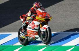 Moto2: Ini Kunci KemenanganFabio Di Giannantonio di Jerez
