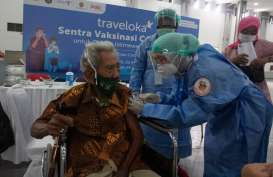Vaksinasi Covid-19 di DIY Mencapai 55 Persen
