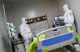 Jumlah Pasien Covid-19 Masuk ICU di Jepang Cetak Rekor…