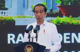 Kasus Covid-19 Melandai, Jokowi: Jangan Optimis Berlebihan!