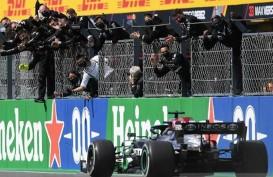 F1, Lewis Hamilton Penguasa GP Portugal di Portimao