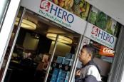 Pendapatan Hero Supermarket (HERO) Masih Turun pada Kuartal I, Rugi Menipis