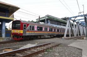 KRL Tak Berhenti di Stasiun Tanah Abang, Dishub DKI…