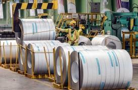 Industri Baja Minta Pemerintah Antisipasi Hambatan Ekspor