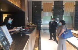 TPK Hotel Berbintang Kaltim Kembali Naik