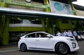 Arab Saudi Mau Ikutan, Pasar Mobil Listrik Akan Semakin…