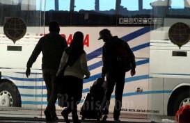 Larangan Mudik, Kemenhub: Bus Berstiker Khusus Bisa Beroperasi