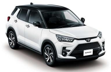 Harga Mobil Toyota Raize Rp200 Juta-an, Ini Simulasi Cicilanya