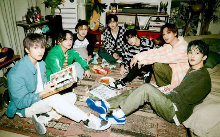 NCT Dream untuk album Hot Sauce.  - SM Entertainment