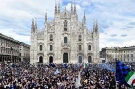 Conte : Inter Milan Tidak Kompetitif, Tapi Memercayai…