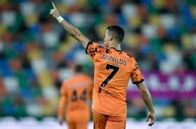 27 Gol, Cristiano Ronaldo Tinggalkan Romelu Lukaku…
