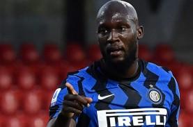 Inter Milan Juara Serie A, Musim Terbaik untuk Romelu…