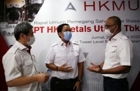 Perpanjangan PKPU Ditolak, Anak Usaha HK Metals (HKMU) Diputus Pailit