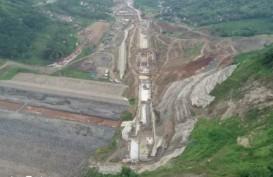 Proyek Bendungan Ladongi di Kolaka Timur Rampung Akhir 2021