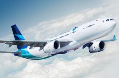 Garuda Indonesia Tetap Layani Penerbangan saat Larangan Mudik