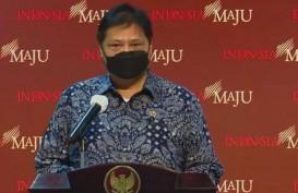 PMI Indonesia Cetak Rekor, Airlangga: Bukti Geliat Dari Dunia Usaha