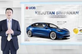 Menabung di UOB Bisa Dapat Mobil Listrik Tesla Model…