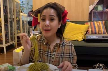 Raffi Ahmad Pantau Kesehatan dan Makanan Nagita Selama Hamil
