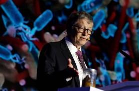Bill Gates dan Melinda Cerai, Bagaimana Nasib Yayasan…
