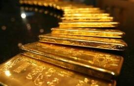 Dolar AS dan Yield Treasury Melandai, Harga Emas Menguat