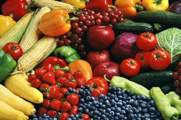 Sayur dan buah - dummies.com