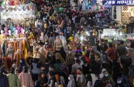 Ini Strategi Perumda Pasar Jaya Cegah Kerumunan di Pasar Tanah Abang