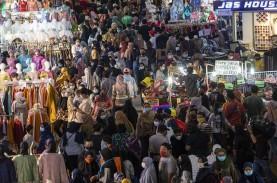 Ini Strategi Perumda Pasar Jaya Cegah Kerumunan di…