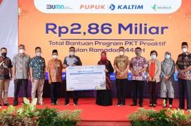 PKT Proaktif Salurkan Bantuan Ramadan Senilai Rp2,86…