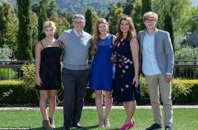 Terbongkar, Ini Alasan Bill dan Melinda Gates Bercerai